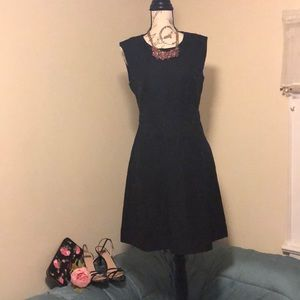 JCrew Black Dress